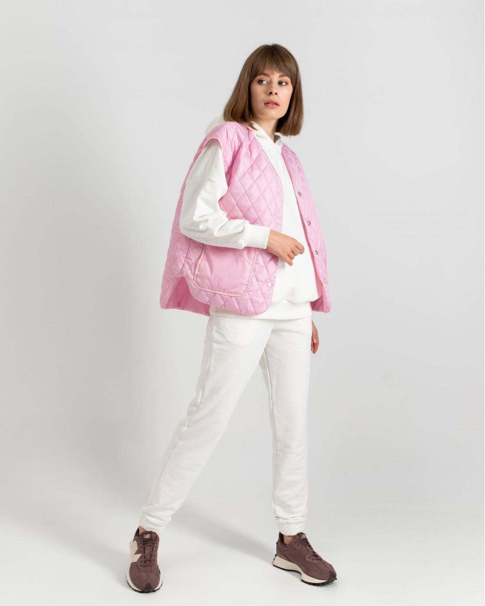 """Жилет """"Ice-cream"""" рожевий"""