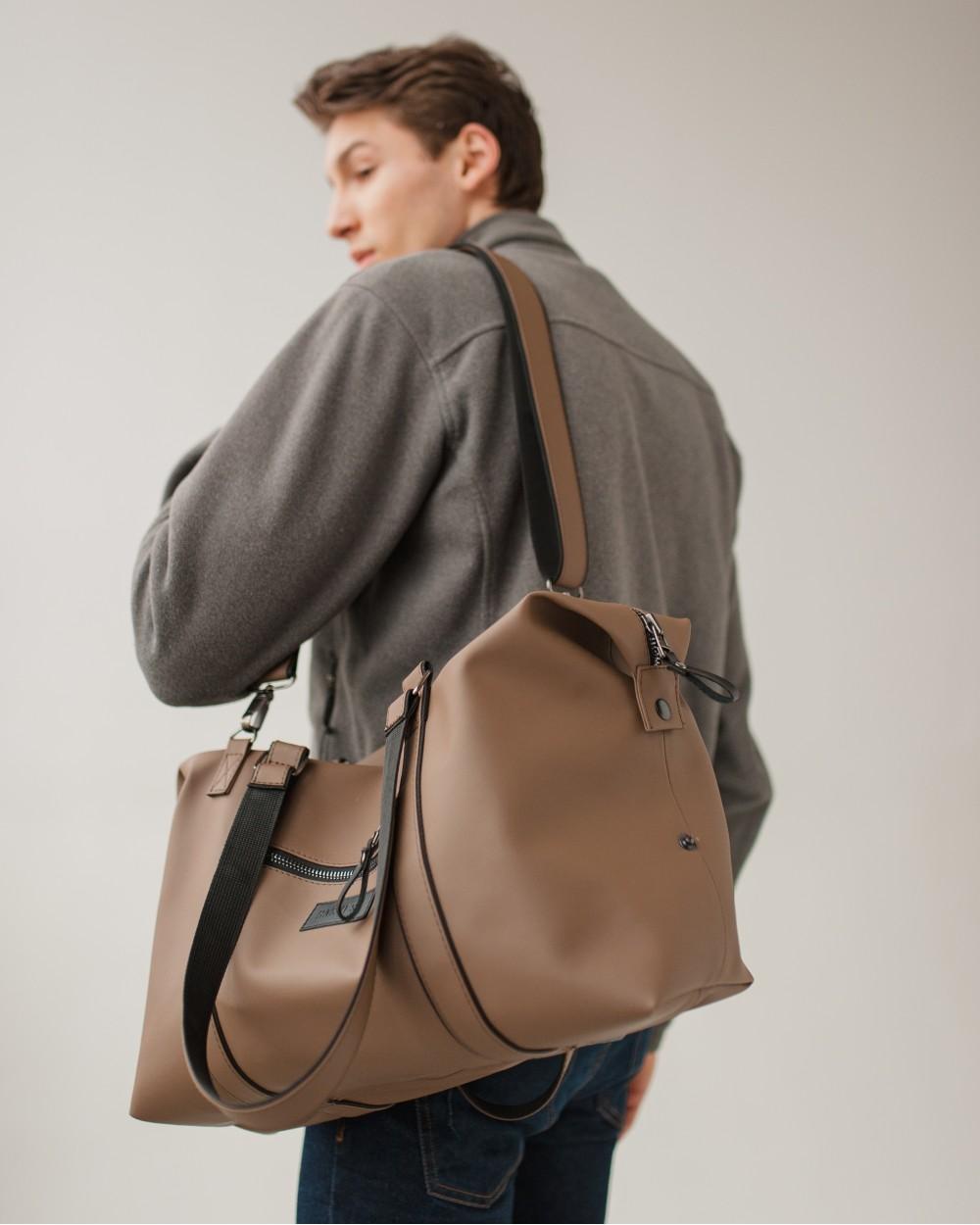 """Universal bag"" темний беж"
