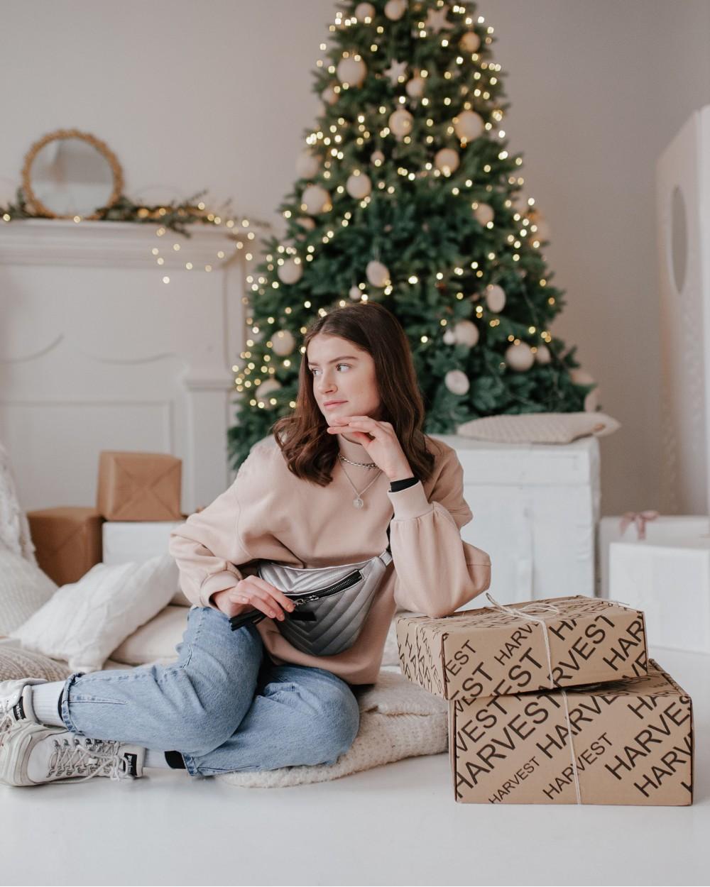 Подарункове упакування (LARGE - 36*14*42)
